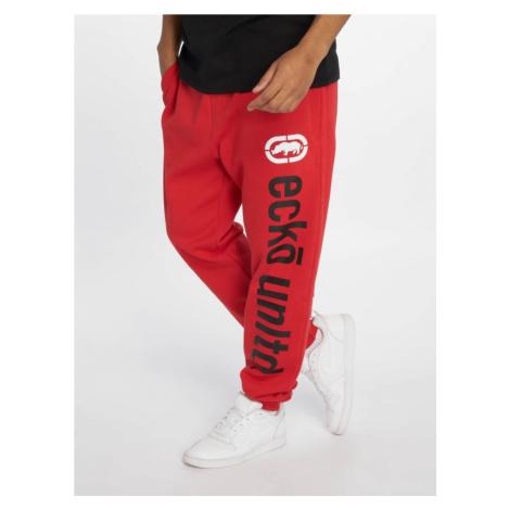 Tepláky Ecko Unltd. / Sweat Pant 2Face in red