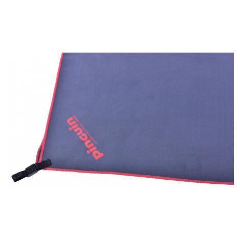 Ručník Pinguin Micro Towel 40x40cm grey