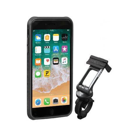 Pouzdro Topeak Ridecase pro iPhone 6 Plus / 6s Plus / 7 Plus / 8 Plus černá/šedá