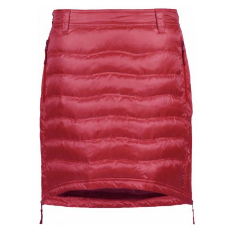 Sukně SKHOOP Short Down Skirt sweet red
