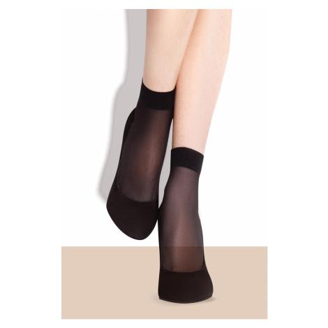 Ponožky Maja 15DEN Fiore