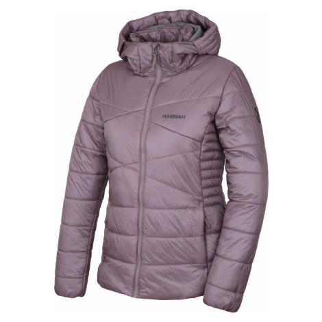 HANNAH MIDLEN Dámská zimní bunda 10005353HHX01 quail