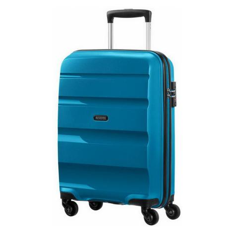Kabinový kufr American Tourister BON AIR SPIN.55/20 - modrý 59422-3870 SEAPORT BLUE