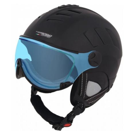 Mango VOLCANO VIP FOTOCHROMATIC černá - Lyžařská helma