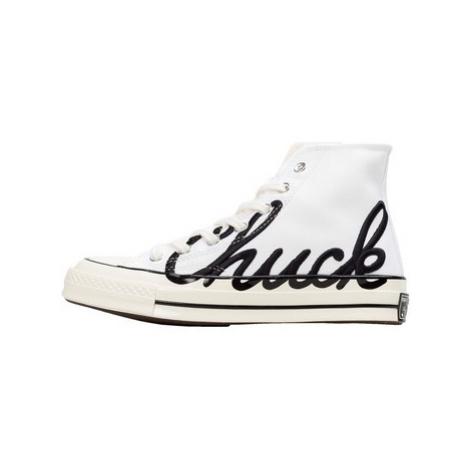 Converse Chuck 70 HI Bílá