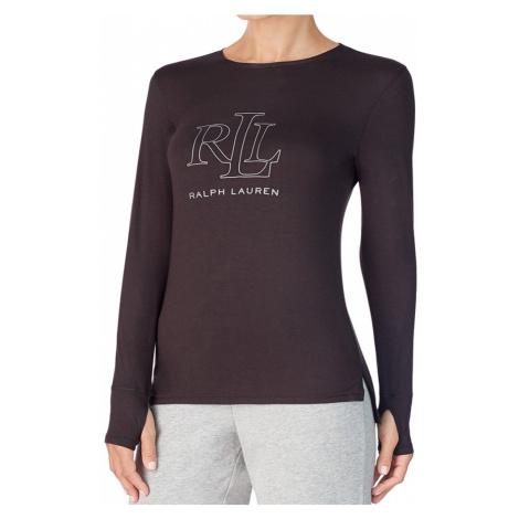 Ralph Lauren dámské triko ILN21745 černé - Černá