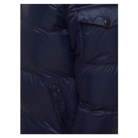 Zimní bunda v granátové barvě JB/JP1161/2