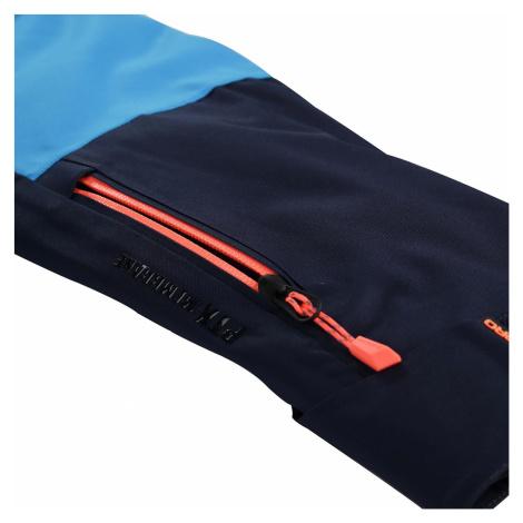 Dámská lyžařská bunda Alpine Pro MIKAERA 3 - modrá