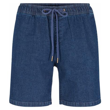 Džínové šortky se strečem