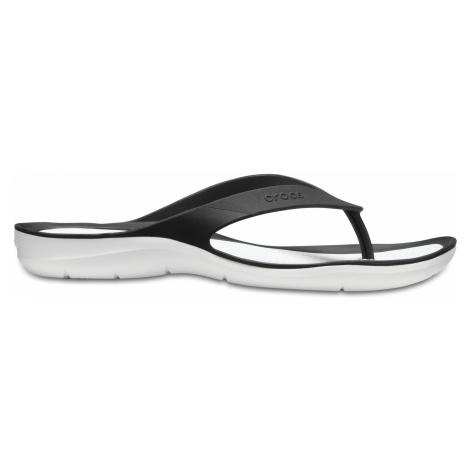 Crocs Swiftwater Flip W Black/White