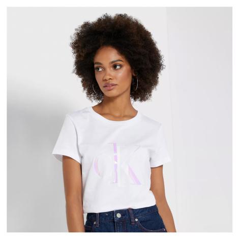 Calvin Klein dámské bílé triko