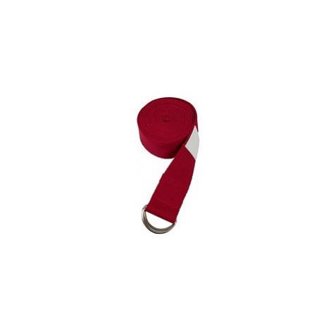 Sharp Shape Yoga strap red
