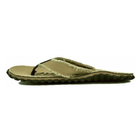 Bushman pantofle Grap sandy brown