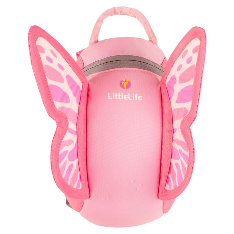 LittleLife Animal Toddler Backpack - Butterfly