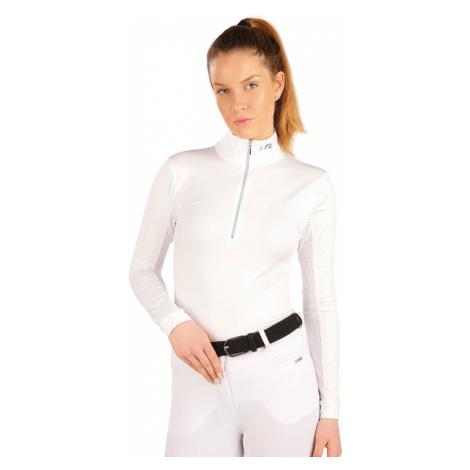 LITEX Triko dámské s dlouhým rukávem J1236100 Bílá