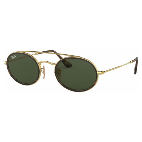 Ray-Ban Oval Double Bridge RB3847N 912131