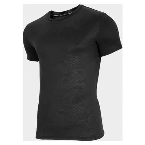 Pánské funkční tričko Outhorn TSMF601 Černé