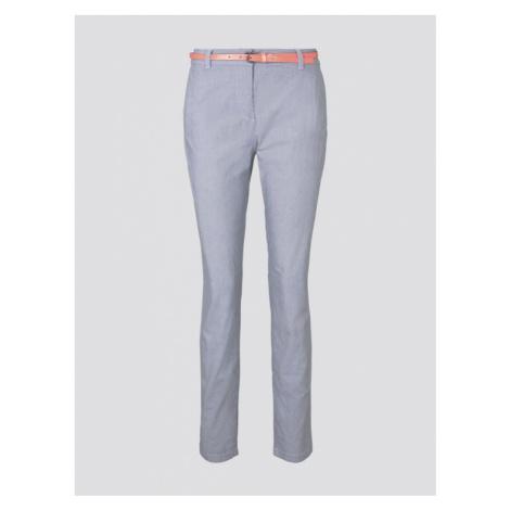 Tom Tailor dámské chino kalhoty s opaskem 1016542/12320