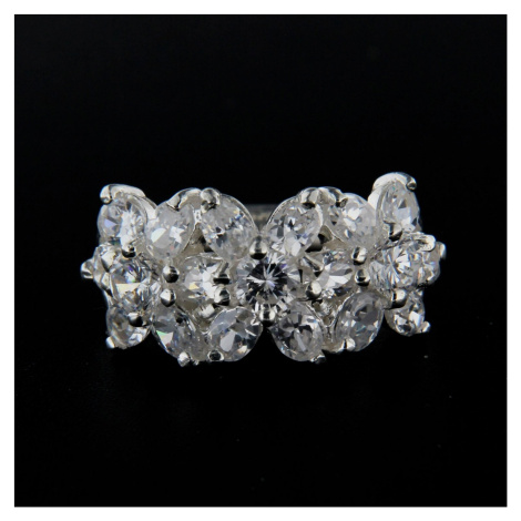 Stříbrný prsten 14303 AMIATEX