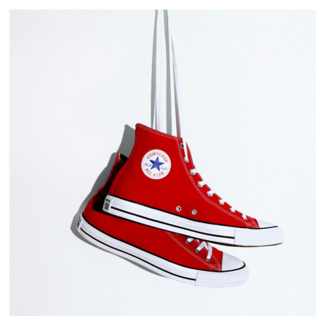 Chuck Taylor All Star Hi: Red