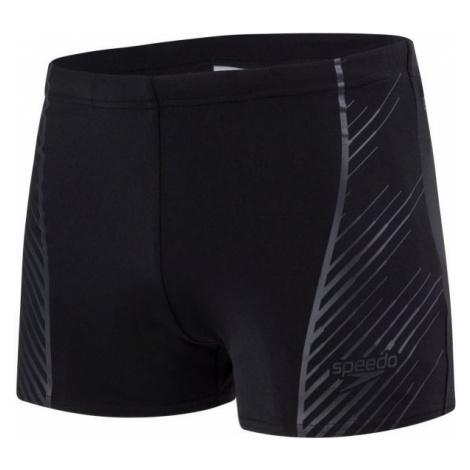 Speedo SPORT PANEL AQUASHORT černá - Pánské plavky