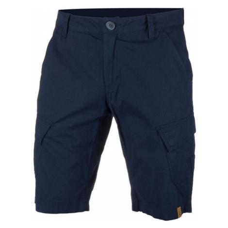NORTHFINDER QENSTIN Pánské šortky BE-3305SP298 tmavě modrá