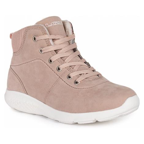 SINUA women's winter boots pink LOAP