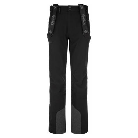 KILPI Dámské lyžařské softshellové kalhoty RHEA-W NL0047KIBLK Černá