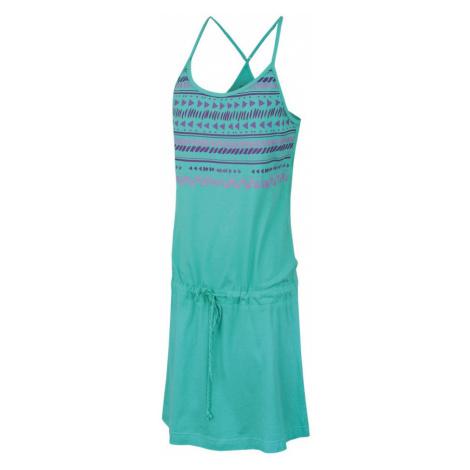 HANNAH Moschino Dámské šaty 116HH0003LD03 Electric green