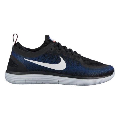 Běžecké boty Nike FREE RN Distance 2 Černá / Modrá