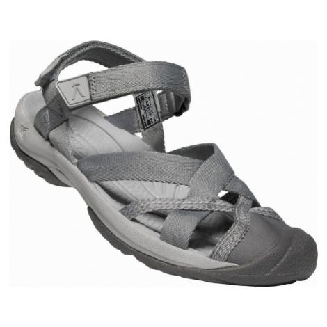 Dámské sandály Keen Kira Ankle Strap steel grey