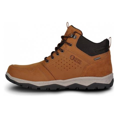 Nordblanc Futuro pánské outdoorové boty světle hnědé