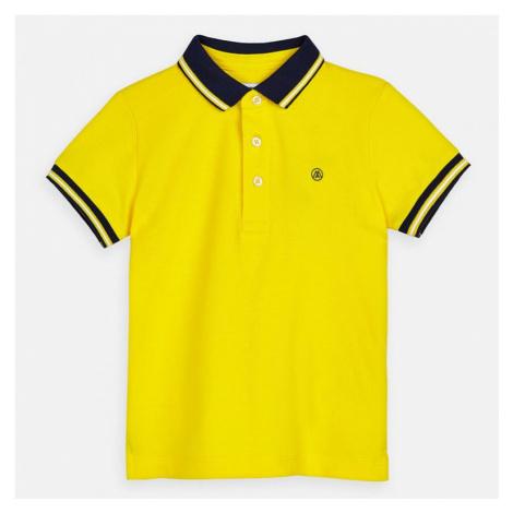 Chlapecké poli triko Mayoral 3150   žlutá