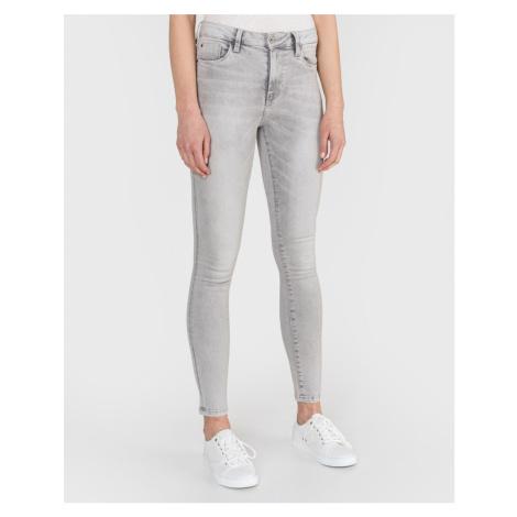 Pepe Jeans dámské šedé džíny Regent