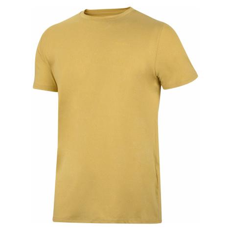 Husky Taiden M, krémově žlutá Pánské triko