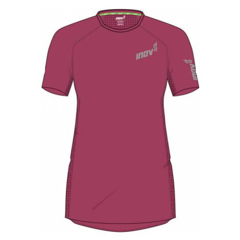 Dámské tričko Inov-8 Base Elite SS růžová