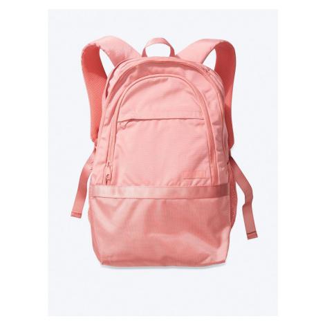 Victorias Secret PINK růžový pohodlný školní batoh Collegiate Backpack