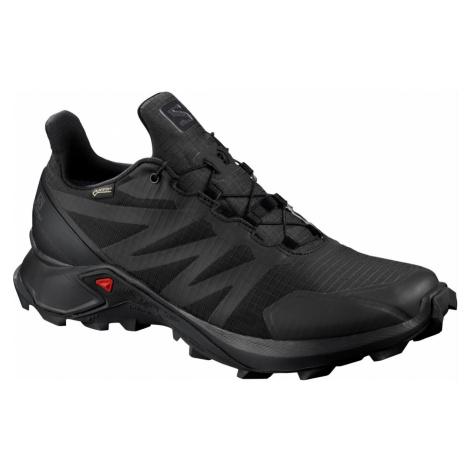Pánské boty Salomon Supercross Gtx černá