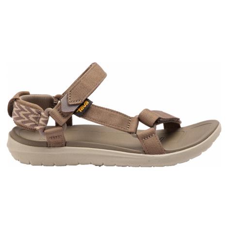 Husky Sanborn Universal L, hnědá Dámské sandále Teva