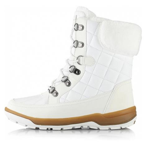 Dámská zimní obuv s kožíškem Alpine Pro