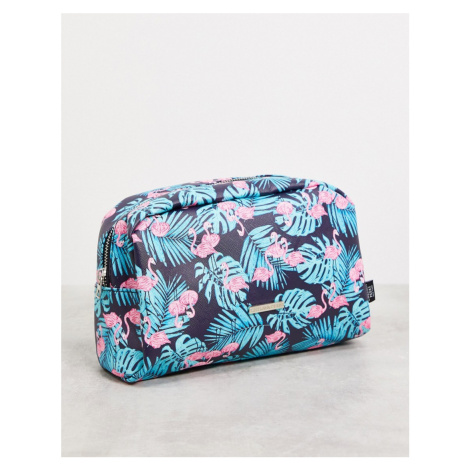 Chelsea Peers tropical makeup bag-Multi