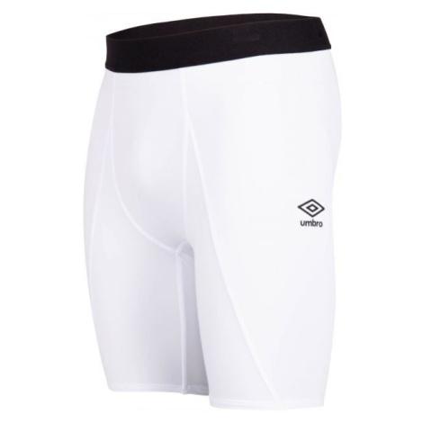 Umbro CORE POWER SHORT bílá - Pánské spodní trenky