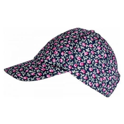 Lewro ROSITA růžová - Dívčí čepice s kšiltem