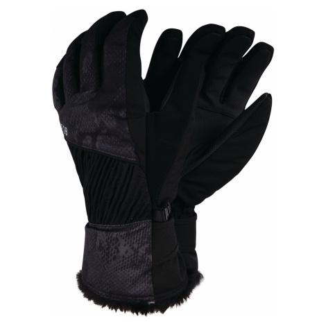 Dámské lyžařské rukavice Dare2b DARING černá Dare 2b