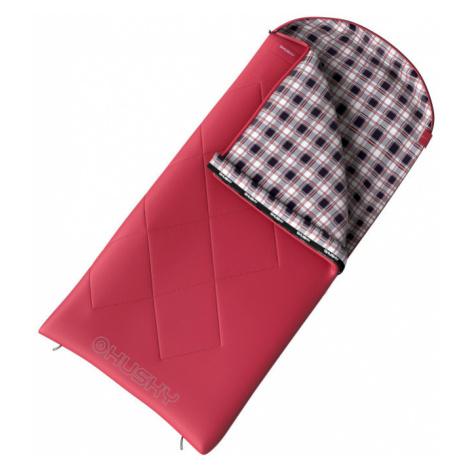 Spacák HUSKY Groty -5°C červená