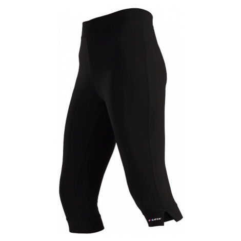LITEX Leggings pod kolena 99431901 černá