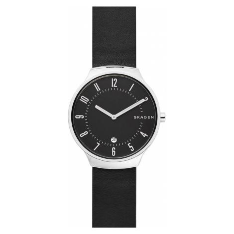 Hodinky SKAGEN - Grenen SKW6459 Black/Silver