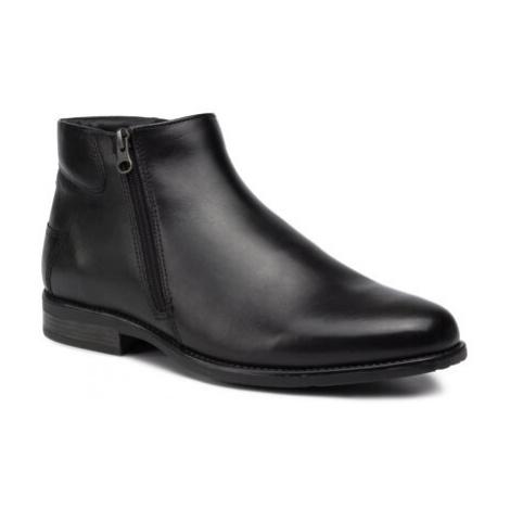 Kotníkové boty Lasocki for men MB-MARLON-05 Přírodní kůže (useň) - Lícová