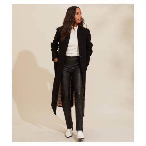 Kabát Odd Molly Luna Coat - Černá
