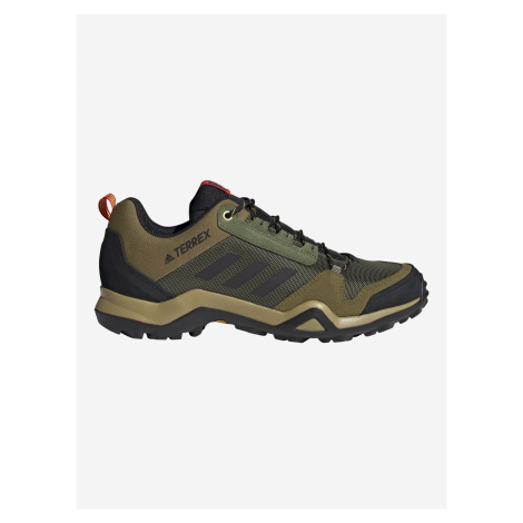 Terrex Ax3 Hiking Outdoor obuv adidas Performance Zelená